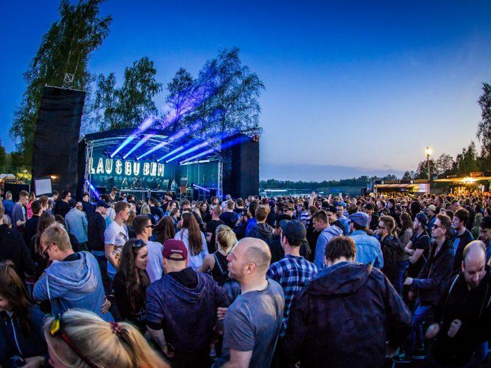Lausbuben Festival