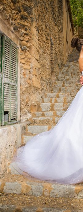 After Wedding Shooting auf Mallorca